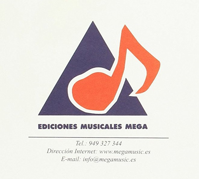 EDICIONES MUSICALES MEGA