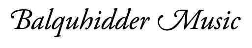 BALQUHIDDER MUSIC