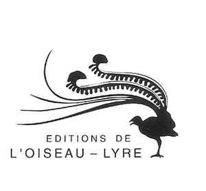 EDITIONS DE L'OISEAU-LYRE