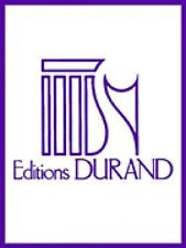 DURAND EDITIONS MUSICALES