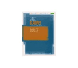 JAZZ CLARINET SCALES LEVELS...