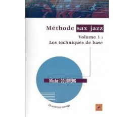 GOLDBERG M. METODO SAXO JAZZ 1