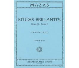 MAZAS J.F. ETUDES...