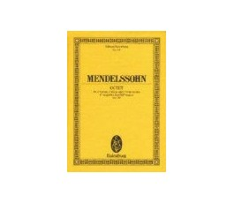 MENDELSSOHN OCTET Op. 20