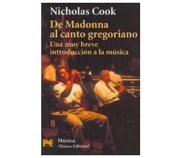 COOK N. DE MADONNA AL CANTO...