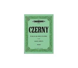 CZERNY C. EL ARTE DE DAR...