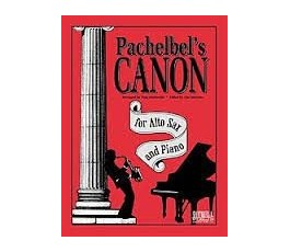 PACHELBEL J. CANON FOR SAX...