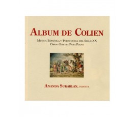 ALBUM DE COLIEN PARA PIANO