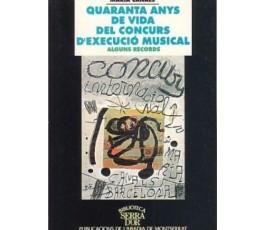 CANALS M. QUARANTA ANYS DE...