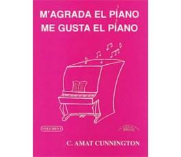AMAT C. M'AGRADA EL PIANO 1...
