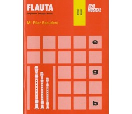 ESCUDERO M.P. FLAUTA II