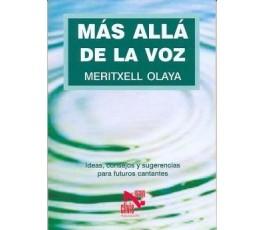 OLAYA M. MAS ALLA DE LA VOZ