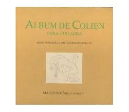 ALBUM DE COLIEN PER A GUITARRA
