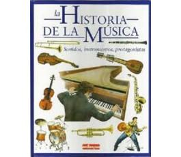 LA HISTORIA DE LA MÚSICA...