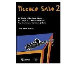 APARICIO J.M. PICCOLO SAXO 2