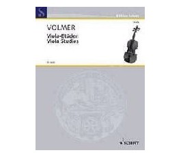 VOLMER B. VIOLA ETUDEN