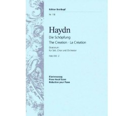 HAYDN THE CREATION (VOCAL...