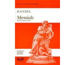 HANDEL MESSIAH VOCAL SCORE