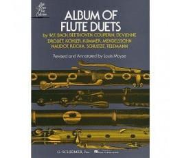 MOYSE, L. ALBUM OF FLUTE DUETS