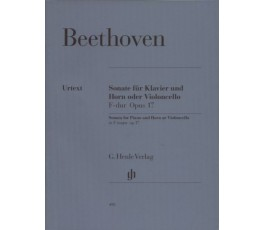 BEETHOVEN SONATE F DUR FOR...