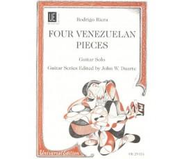 RIERA R. FOUR VENEZUELAN...