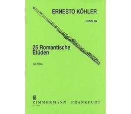 KOHLER E. 25 ROMANTISCHE...