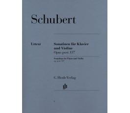 SCHUBERT 3 SONATINEN OP 137...