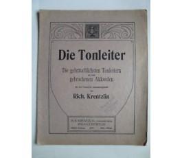 KRENTZLIN R. DIE TONLEITER