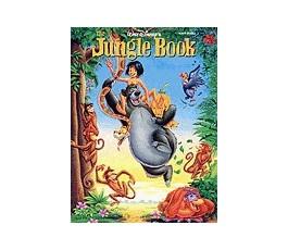 JUNGLE BOOK EASY PIANO
