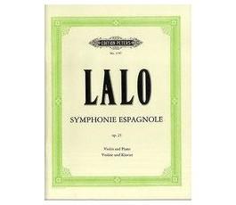 LALO SYMPHONIE ESPAGNOLE OP...