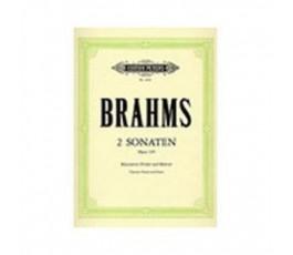 BRAHMS J. 2 SONATEN OP.120...