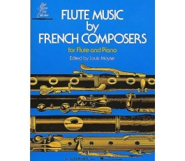 MOYSE FLUTE MUSIC FRENCH...