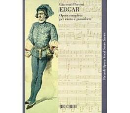 PUCCINI G. EDGAR