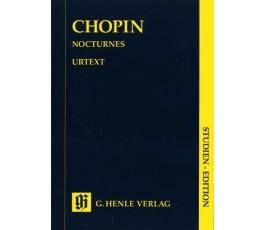 CHOPIN NOCTURNES STUDIEN...