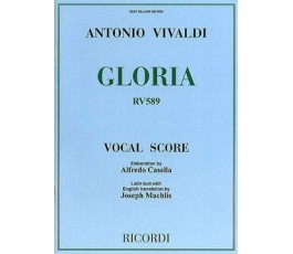 VIVALDI A. GLORIA RV.589