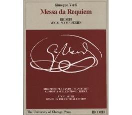 VERDI G. MESSA DA REQUIEM