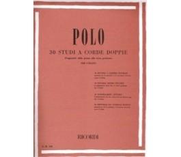 POLO 30 ESTUDIOS DOBLES...