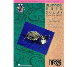 BEGINNING HORN SOLOS