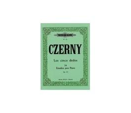 CZERNY C. 5 DEDOS OP.777