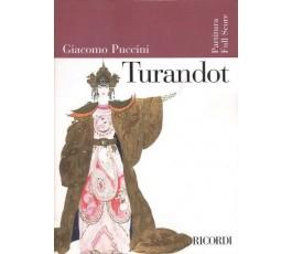 PUCCINI G. TURANDOT