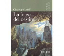 VERDI G. LA FORZA DEL DESTINO