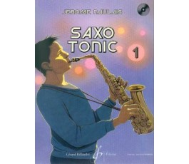 NAULAIS SAXO TONIC 1 (+CD)