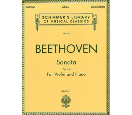 BEETHOVEN SONATA FOR...