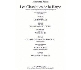 RENIE H. CLASSIQUES HARPE...