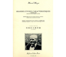 MOYSE M. GRANDES ETUDES...