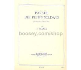 BOZZA E. PARADE DES PETITS...