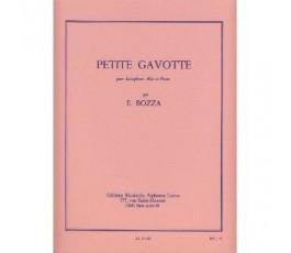 BOZZA E. PETITE GAVOTTE...