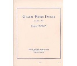 BOZZA E. 4 PIECES FACILES...