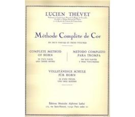 THEVET L. METHODE COMPLÈTE...