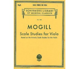 MOGILL SCALES STUDIES FOR...